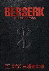 Berserk Deluxe Volume 2  by  Kentaro Miura