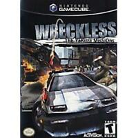 Wreckless The Yakuza Missions Nintendo Gamecube Game Used