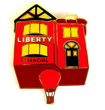 "BALLON ""SPECIAL SHAPE"" Pin / Pins - LIBERTY FINANCIAL HOUSE / G-BYST [3409]"