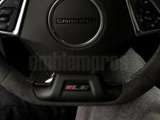 GM Licensed, Camaro 1LE Steering Wheel Emblem Badge