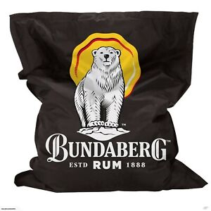 Bundaberg Bundy Rum Giant Bean Bag Cover Mancave Bar Lounge Room Home Decor Gift