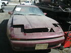 86 Supra complete car for sale for parts or project stick leather starts targa
