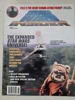 STAR WARS INSIDER MAGAZINE #31 1996 EXPANDED UNIVERSE! WICKET WARWICK DAVIS!