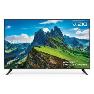 "VIZIO D50x-G9 50"" Class 4K Ultra HD 2160P HDR Smart LED TV - Black"