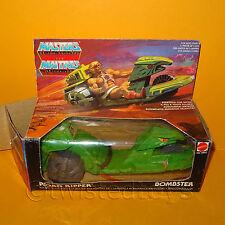 Vintage 1983 80s Mattel Amos del universo He-man Heman Road Ripper Vehículo Nr En Caja Completo