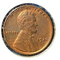 1926-D 1C Lincoln Cent (55933)