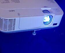 NEC MultiSync V230X HD Ready (3000 ANSI Lumens, XGA) 3-LCD, VGA>HDMI Projector🎥