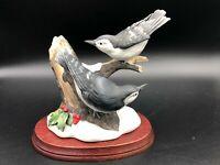 "Vintage Gallery Originals 1984 Limited Edition Porcelain Bird Figurine, 5 1/2"" T"