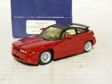 Voiturette SMTS 5 1/43 Alfa Romeo ES30 SZ Zagato Handmade White Metal Model Car