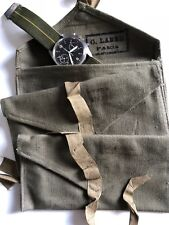Pochette militaire pour montre Military pouch for watch