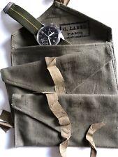 Pochette militaire pour montre Military pouch for watch