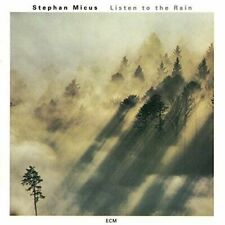 "STEPHAN MICUS ""Listen To The Rain"" BRAND NEW! SEALED! ONLY NEW COPY ON eBAY!"