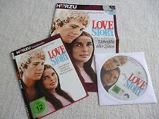 DVD Love Story Der schönste Liebesfilm aller Zeiten HÖRZU