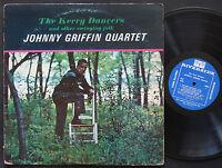 JOHNNY GRIFFIN Quartet The Kerry Dancers LP RIVERSIDE RLP 420 US 1962 JAZZ MONO