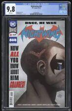 Nightwing #50 CGC 9.8 - Main cover DC Comics Dick Grayson Rebirth Titans Robin