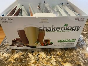 Vegan Shakeology Packet - Several Flavors