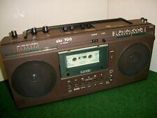 RFT VEB SKR 700 STEREO RADIORECORDER DDR BRAUN SKR 701