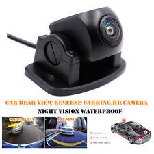 Waterproof 185º 12V HD Car Rear View Monitor GPS Reverse Backup Parking Camera