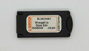Garmin BlueChart Wrangell-Dixon Entrance MUS024R Data Card Marine Chart
