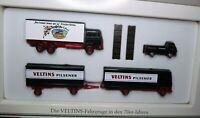 Wiking Set 1:87 Veltins Fahrzeuge in den 70er Jahren OVP VW T2 - Mercedes LP LKW