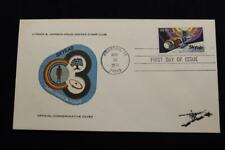 SPACE COVER 1974 1ST DAY ISSUE HONORING SKYLAB 3RD MANNED MISSION (4949)