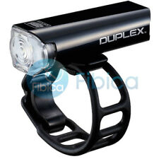 New CATEYE DUPLEX SL-LD400 SAFETY BIKE CYCLING HELMET LIGHT~544-1520 BLACK