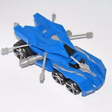 "Rare Battle Force 5   Buster Tank  9"" Toy Vehicle   (Mattel 2009) Hot Wheels"