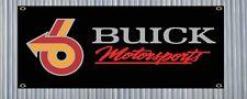Buick Grand Motorports 24''x60'' Garage Banner