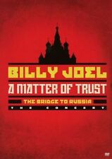 BILLY JOEL A Matter Of Trust The Bridge To Russia The Concert DVD BRAND NEW NTSC