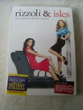 rizzoli & isles complete second 2nd season series box set 3 DVD's WS R1