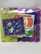Creative Hands 3-D Music Art Smart Kit