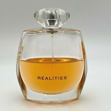 Realities by Liz Claiborne 3.4 oz EDP Perfume for Women Pre-Owned 50% Remaining