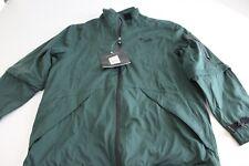 NWT $150 Greg Norman Waterproof At The Cal Zippered Jacket Medium M