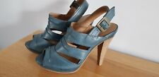 Dorothy Perkins Petrol Blue Shoes - Size 5 - Never worn