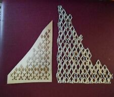 Sizzix Die Cutter Thinlits  Harlequin Diamonds  fits Big Shot