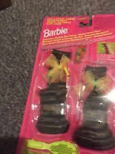 Barbie Corte Y Estilo-Acoplable Cabello Recargas-Marrón Oscuro 1994