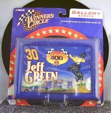 Jeff Green Winners Circle Gallery Series Nascar 30 Race Car Art Daffy Duck