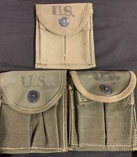 WWII UNISSUED M-1 Carbine Stock Pouch