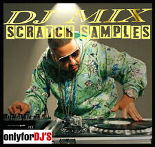 dj mix scratch samples Rane Serato Scratch Live effect fxs voices traktor pro 2