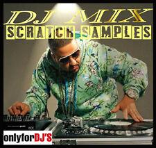 dj mix scratch samples Rane Serato Scratch Live effect fxs voices traktor pro 2