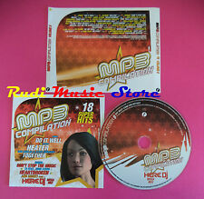 CD Mp3 compilation 8 Bob Sinclair Dannii Minogue no mc dvd vhs(C34)