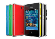 "Original Nokia Asha 502 Dual SIM Touch Screen 3"" 5MP Camera SmartPhone"