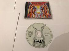 Gaia - Truth & Illusion - SIGNED DEDICATED CD KOCH 34190-2 099923419020