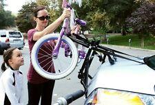 Bike Rack For Car SUV Minivan Hatchback Trunk Mounted Sedan Allen Sports 2 Bike