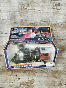 Locomotive Western Express Battery Operated