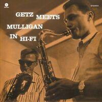 Getz- Stan/Mulligan- GerryGetz Meets Mulligan In Hi-Fi