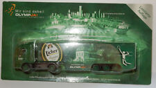 GRELL HO 1/87 CAMION TRUCK TRAILER IVECO STRALIS LICHER BEER VOLLEY-BALL JO 2012