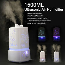 Essential Aroma Diffuser Ultrasonic Humidifier Air Purifier Aromatherapy pr