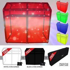 Gorilla DBS MK2 Folding Aluminium DJ Disco Booth Stand Table Deck System