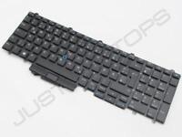 New Original Dell Precision 3520 German Deutsch Backlit Keyboard